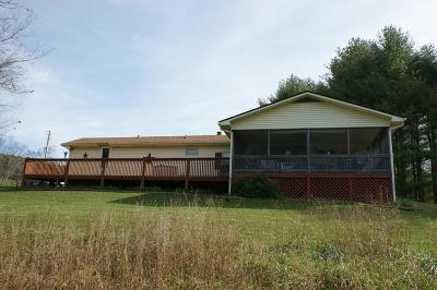 Mouth Of Wilson Manufactured Home For Sale: 3410 Kendrick Rd