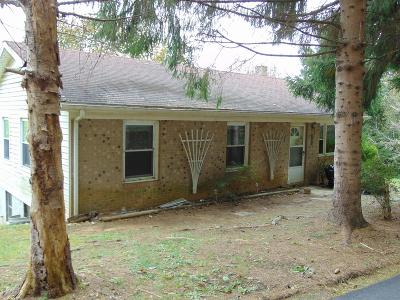 Fries VA Single Family Home For Sale: $57,500