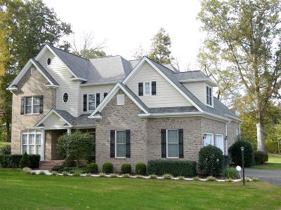 Marion Single Family Home For Sale: 102 Fairway Drive