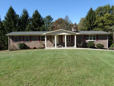 Hillsville VA Single Family Home For Sale: $199,900