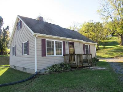 Fries VA Single Family Home For Sale: $76,900