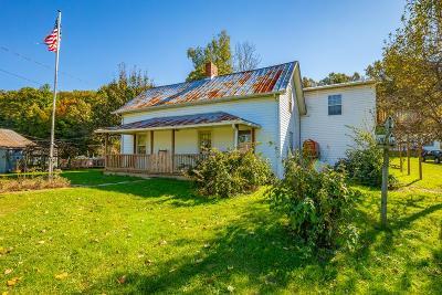 Wythe County Single Family Home For Sale: 4684/92 Grayson Turnpike