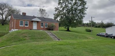 Abingdon Single Family Home For Sale: 26272 Lee Highway