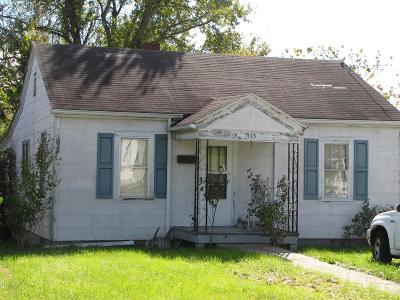 Wytheville Single Family Home For Sale: Monroe Street