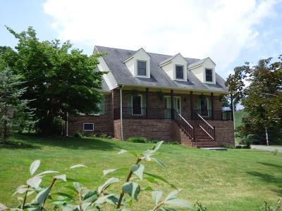 Wytheville Single Family Home Active Contingency: 335 Arrow Lane