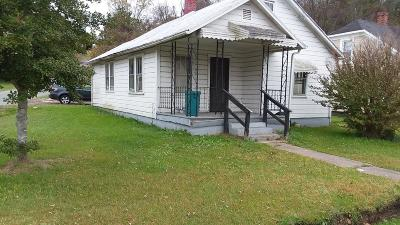 Galax Single Family Home For Sale: 601 N. Givens Street
