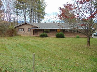 Grayson County Single Family Home Active Contingency: 21 Grand Oaks Lane