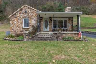 Saltville Single Family Home For Sale: 1505 E. Main St.