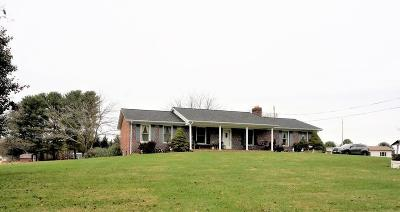 Hillsville VA Single Family Home For Sale: $159,900