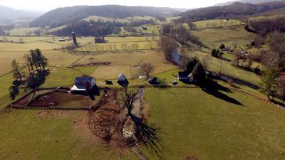 Rural Retreat Residential Lots & Land For Sale: 4513 Cedar Springs Rd