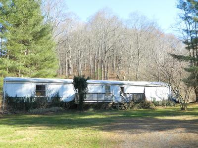 Marion Manufactured Home For Sale: 749 Hutton Branch Road