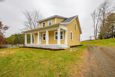 Galax Single Family Home Active Contingency: 102 Roger Road