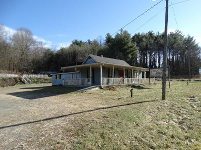 Carroll County, Grayson County Commercial For Sale: 7001 Fancy Gap Hwy