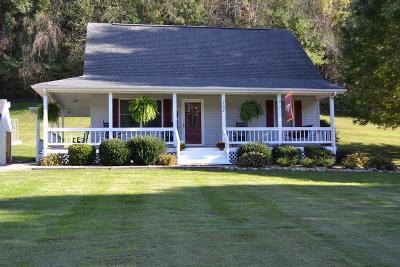 Chilhowie VA Single Family Home Contingency Kickout: $165,900