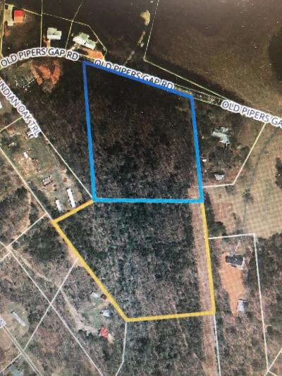 Carroll County, Grayson County Residential Lots & Land For Sale: 692 Old Pipers Gap