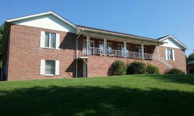 Marion Single Family Home For Sale: 182 Keller Lane