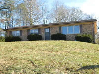 Marion Single Family Home For Sale: 1306 West Chilhowie Street