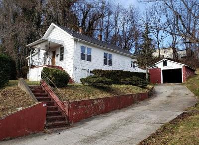 Galax Single Family Home Active Contingency: 304 Edgewood Dr