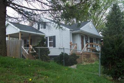 Marion Single Family Home For Sale: 601 Catron Street