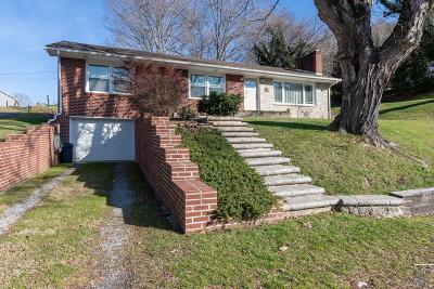 Abingdon Single Family Home Active Contingency: 17490 Rich Valley Rd