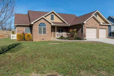 Abingdon Single Family Home Active Contingency: 20991 Cheyenne Trail