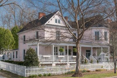 Abingdon Single Family Home For Sale: 255 Valley Street