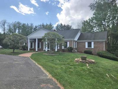 Single Family Home For Sale: 124 Sherry Ln