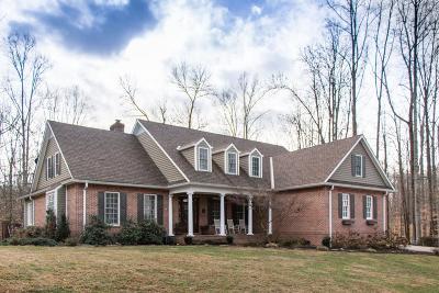 Bristol VA Single Family Home For Sale: $949,000