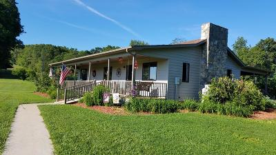 Carroll County, Grayson County Single Family Home For Sale: 748 Locust Ridge Rd