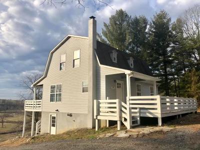 Woodlawn VA Single Family Home Active Contingency: $144,900