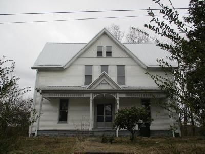 Bristol VA Single Family Home For Sale: $89,203