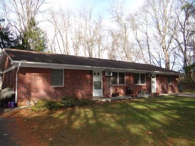Abingdon VA Multi Family Home For Sale: $130,000