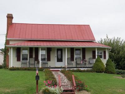 Carroll County, Grayson County Single Family Home For Sale: 924 Pine Mountain Road