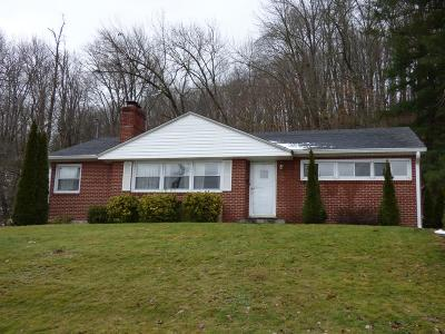 Wythe County Single Family Home Active Contingency: 615 W Fulton Street