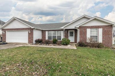 Bristol VA Single Family Home For Sale: $154,500