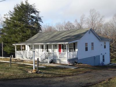 Carroll County, Grayson County Single Family Home For Sale: 184 Apache Trail