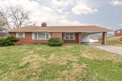 Marion Single Family Home For Sale: 1366 Highland Drive