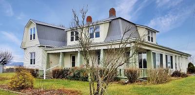 Rural Retreat Single Family Home Active Contingency: 634 Main Street