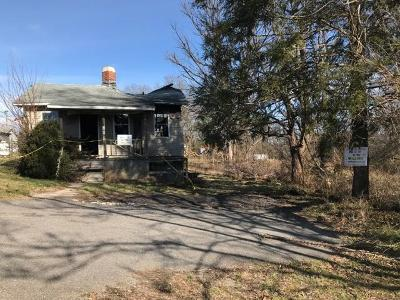 Austinville Single Family Home For Sale: 140 D Street