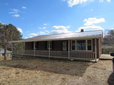 Carroll County, Grayson County Single Family Home For Sale: 1552 Cranberry Rd