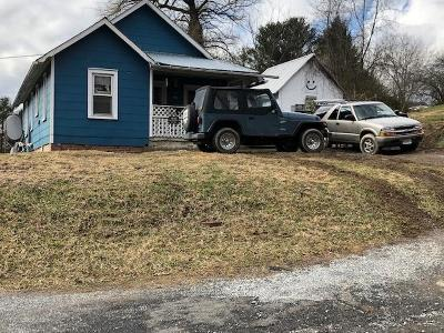 Marion Single Family Home For Sale: 202 Trimble Dr
