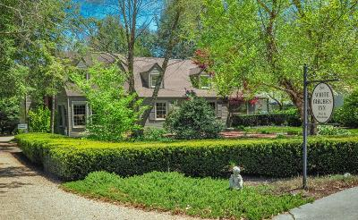 Abingdon Single Family Home For Sale: 268 Whites Mill Road