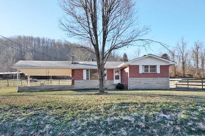 Bristol VA Single Family Home For Sale: $125,000