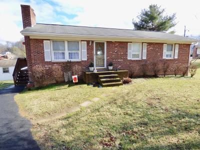 Wytheville Single Family Home For Sale: 1285 N 13th St
