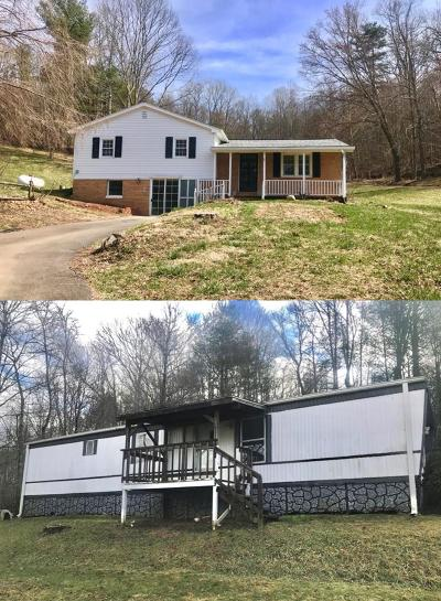 Galax Multi Family Home For Sale: 3706 Coal Creek Road