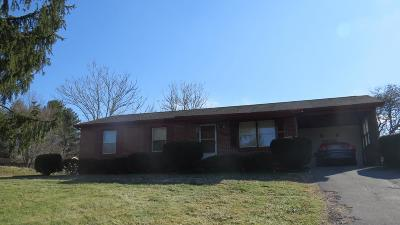 Meadowview Single Family Home For Sale: 29004 Rhea Valley Road