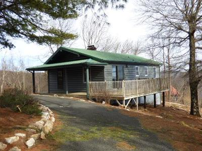 Carroll County, Grayson County Single Family Home For Sale: 191 Panorama Dr
