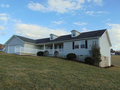 Galax VA Single Family Home For Sale: $234,900