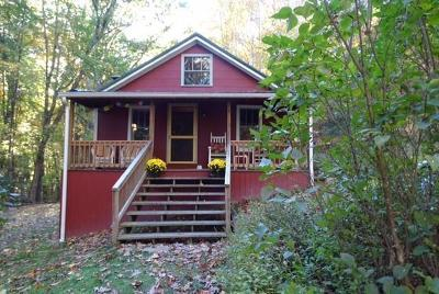Single Family Home For Sale: 817 Low Gap Rd