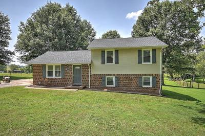 Abingdon Single Family Home Active Contingency: 21077 Filly Run Road